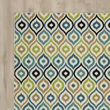 Green Outdoor Rug Blue And Green Outdoor Rug Rugs Decoration