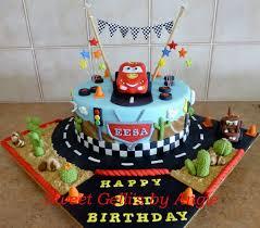 best 25 lightning mcqueen cake ideas on cars theme