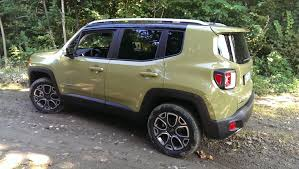 new jeep renegade green a limited shown in commando jeep renegade forum