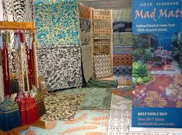 Outdoor Rugs Made From Recycled Plastic by 09272016 Outdoor Rugs Make A Splash At 2016 Casual Market Chicago