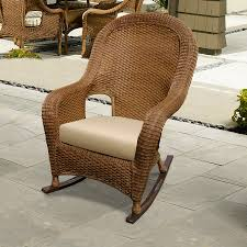 home decor cool wicker rocker u0026 promotional specials jaetees
