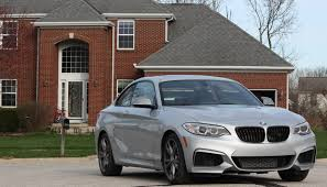 review 2015 bmw m235xi the truth about cars