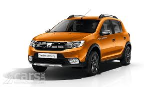 renault logan 2016 price dacia duster sandero stepway and logan mcv stepway get se summit