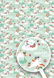 m m wrapping paper unicorn gift wrap 3 sheets 1653 x 2339 420 x