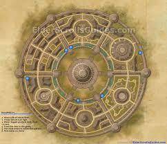 Khenarthi S Roost Treasure Map 1 Imperial City Skyshards Map Elder Scrolls Online Guides
