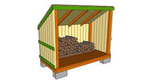 How To Build A Shed Plans For Free by Firewood Shed Plans Myoutdoorplans Free Woodworking Plans And