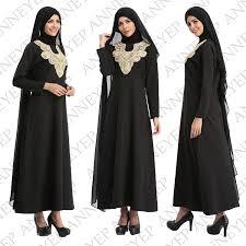 online get cheap dubai abaya in black aliexpress com alibaba group