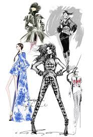 designer sketches part 1 the citizens of fashion