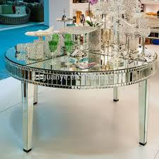 Modern Mirrors For Dining Room Black Mirrored Dining Room Table Home Design And Interior Design