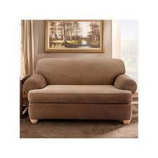 Easy Stretch Sofa Covers Sofas Wonderful Wingback Chair Covers 3 Cushion Sofa Slipcover