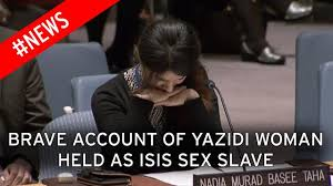 Sex Download Videos - isis sex slave survivor they forced us to pray then they d rape