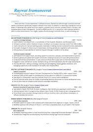 Mis Executive Resume Sample by Sprinklerrepairman Us Sample Resume Template