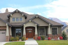 craftsman home designs exteriors craftsman exterior salt lake city by jcd custom