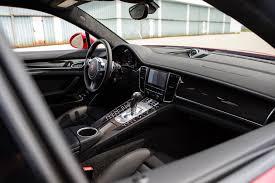 porsche panamera hatchback interior 2014 porsche panamera turbo around the block