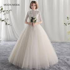 wedding dress muslimah simple simple bridal gowns with sleeves contemporary wedding