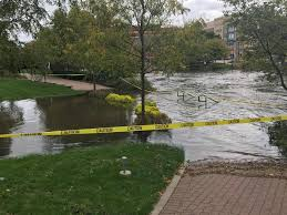 Wildfire Chicago Lincolnshire by Saturday October 14 Record October Rainfall