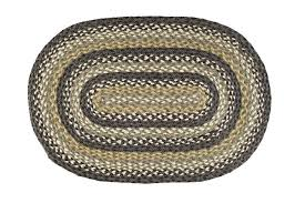 oval braided rugs by ihf rugs runners