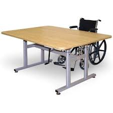 hausmann hand therapy table hi lo work tables laminate work table hausmann 4324 4327