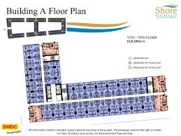 mall of asia floor plan shore residences at mall of asia complex by smdc