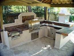 outdoor kitchen cabinets diy free plans build outdoor kitchen