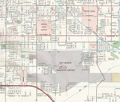 Phoenix Sky Harbor Terminal 4 Map by Rogue Columnist Phoenix 101 The Sixties