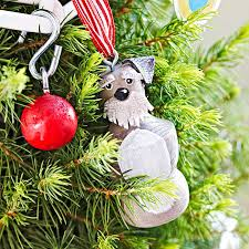 cats and dogs ornaments