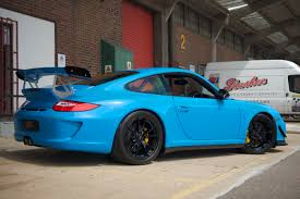 porsche blue gt3 mexico blue porsche 997 gt3 rs 4 0 new record price ferdinand