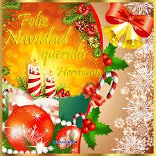 imagenes de navidad hermana feliz navidad hermana tarjetitas de felicitaciones navidad