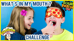 Sour Patch Kid Costume Halloween U0027s Mouth Challenge American Candy Edition Sour Patch