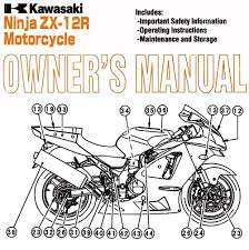 2002 kawasaki ninja zx 12r motorcycle owners manual ninja zx 12 r