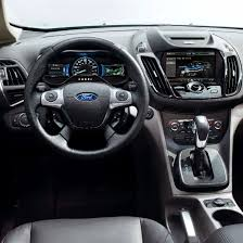 Ford C Max Hybrid Interior Review 2014 Ford C Max Energi Drive My Family