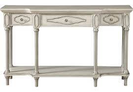 Ivory Console Table Stephens Ivory Console Table Sofa Tables White