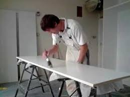Can You Paint Mdf Kitchen Cabinets Mdf Wardrobe Painting Neat Craftsmen Decorating Services London