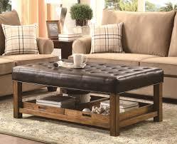 ottoman astonishing benches stunning coffee table with ottoman