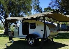 offroad teardrop camper teardop campers unveil the maverick rv daily