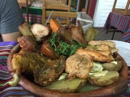 la cuisine de ricardo pachamanca inca picture of la casita de ricardo lima