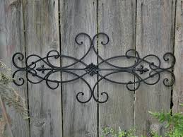 evenflo home decor wood swing gate wrought iron kitchen decor wall ideas cast scroll metal wire