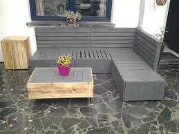 Meuble Exterieur En Palette by Palette Meuble Jardin Mobilier Jardin Tunisie Comment Avoir Un