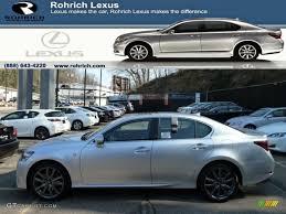 lexus gs 350 hybrid 2013 liquid platinum lexus gs 350 awd f sport 62377509 gtcarlot