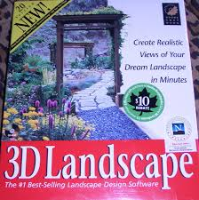 Best Landscaping Software by Amazon Com 3d Landscape The 1 Best Selling Landscape Design