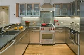 edelstahl küche wunderbar edelstahl küche mit stil und klasse gestalten