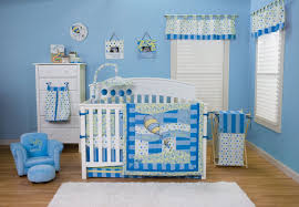 blue baby room with cool decor idea attractive daycare