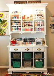 Craft Storage Cabinet Craft Storage Cabinet Best Sewing And Craft Room Images On For