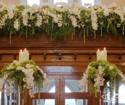 wedding flowers for church church wedding decorations without flowers cathyswraps whimsical
