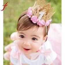 baby hair band hair accessories petit bébé outlets