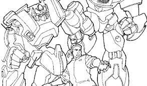 transformer 4 coloring activityfree coloring pages kids free