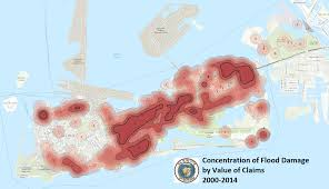 Map Of The Keys Florida by Historical Flooding Key West Fl