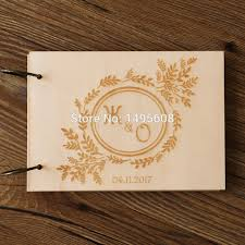 unique wedding guest books wedding guest book wood unique wedding guestbooks rustic guestbook
