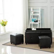home office study storage ottomans ebay