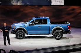 Ford Raptor Concept Truck - 2017 ford f 150 raptor first look